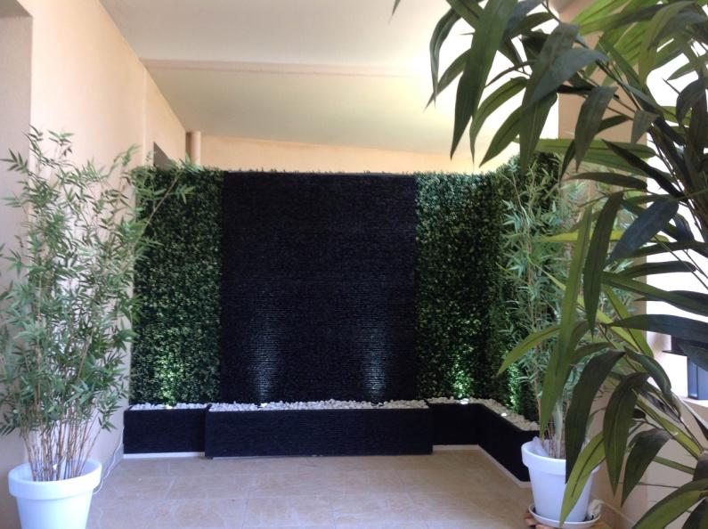 am nagement d 39 une terrasse zen histoire d 39 eau. Black Bedroom Furniture Sets. Home Design Ideas