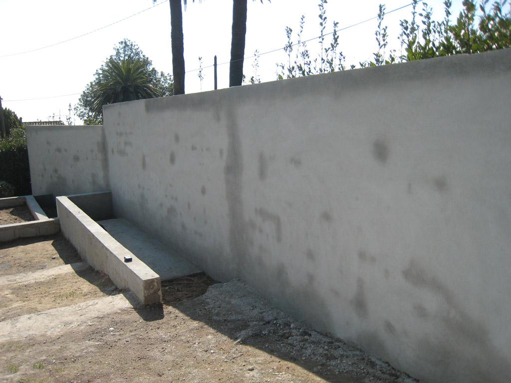 Mur d 39 eau ext rieur histoire d 39 eau - Habiller un mur exterieur ...