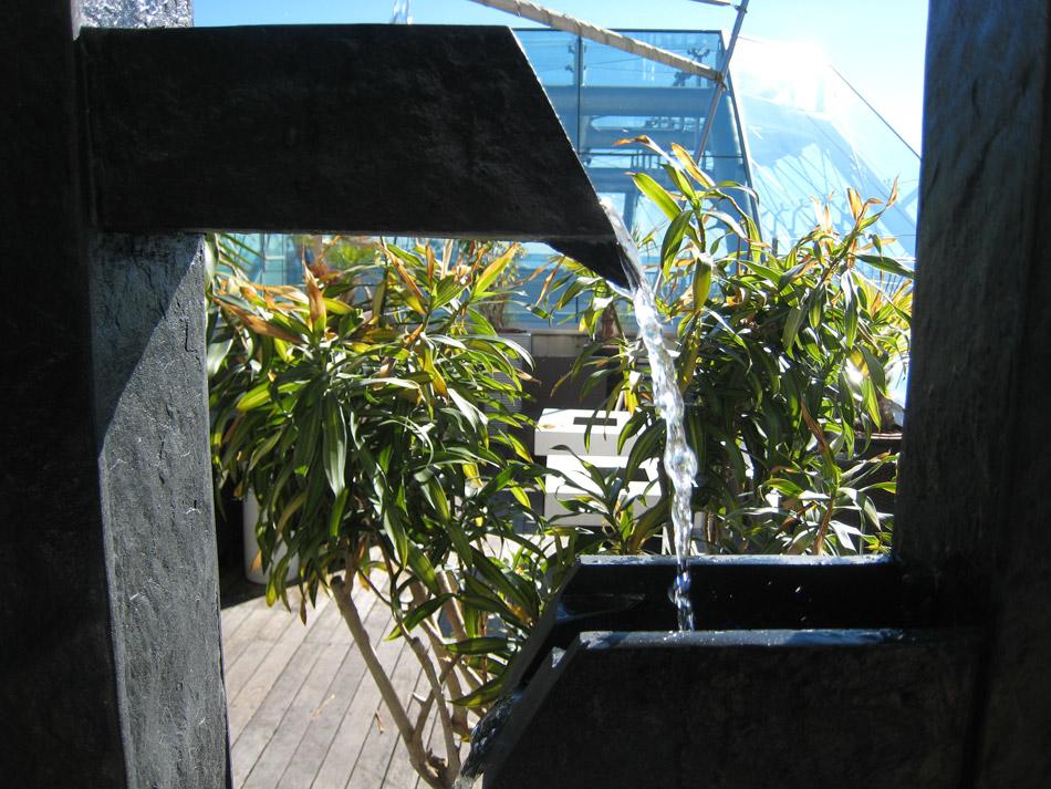 Fontaine de jardin, décoration extérieure - Histoire d\'eau