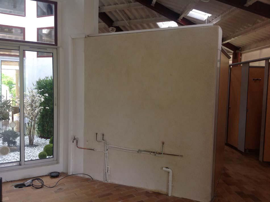 ensemble mur d eau sur mesure histoire d 39 eau. Black Bedroom Furniture Sets. Home Design Ideas