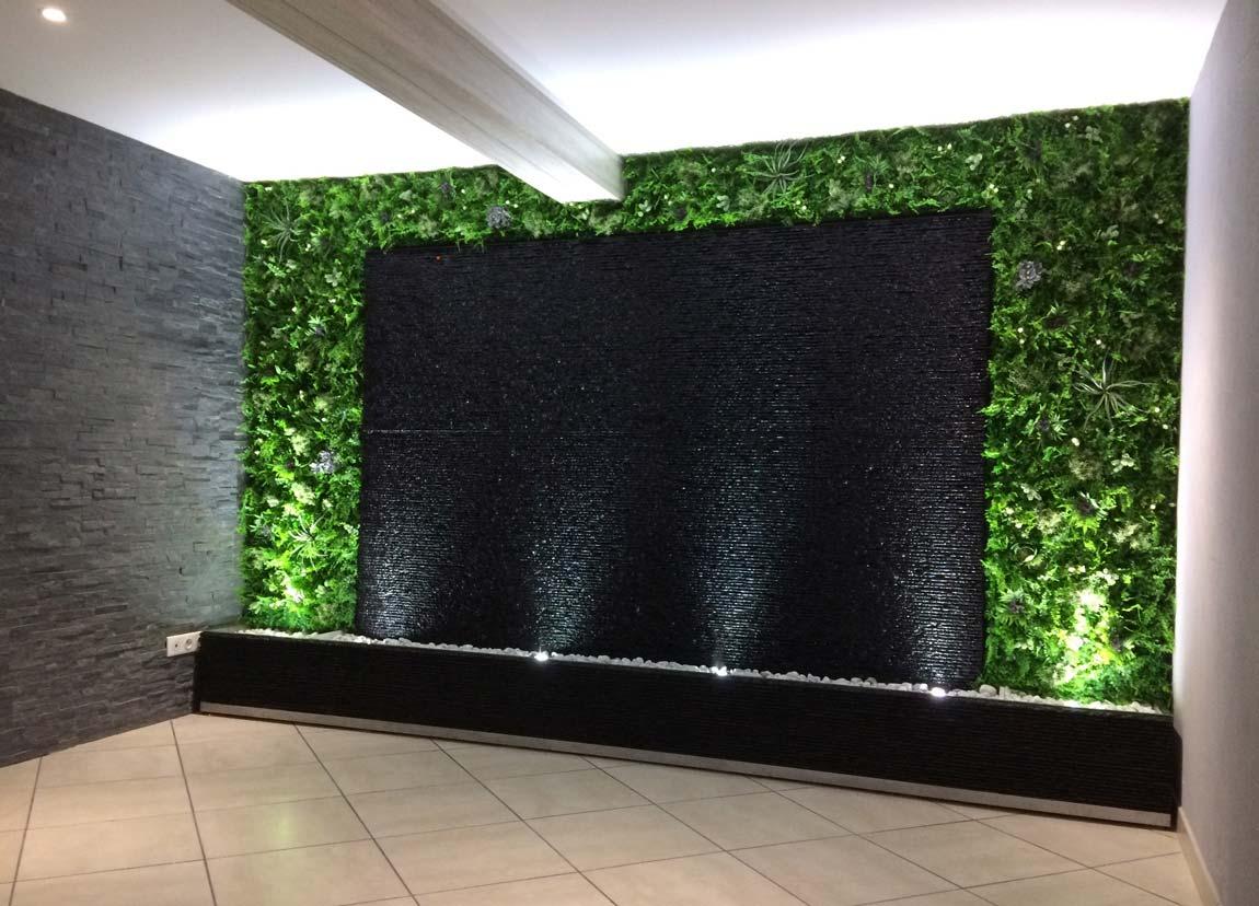 Realiser Un Mur D Eau Exterieur murs d'eau sur mesure - histoire d'eau