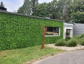 Mur végétal artificiel extérieur